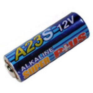 BATTERIES 1 X 12VOLT 23AE,  LR23A