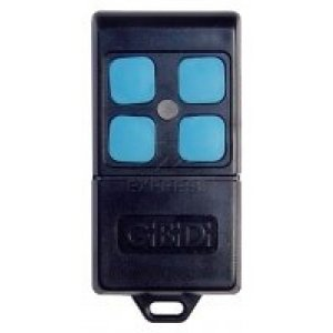 Gibidi MTQ4 40.685MHz | Gate and garage door remote
