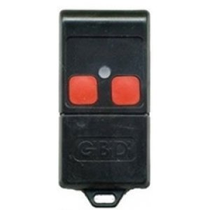 GIBIDI TMB 433 2 CHANNEL | GATE AND GARAGE DOOR REMOTE CONTROL