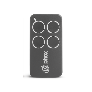 V2 Phox 4 Contr:111 | Gate and garage door remote